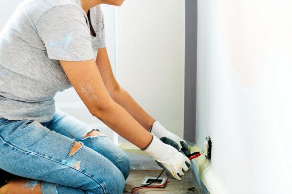 electricien travaux maison